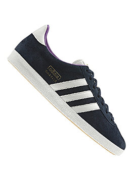 ADIDAS Womens Gazelle OG dark navy/white va
