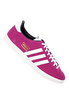 ADIDAS Womens Gazelle OG vivid pink s13/running white ftw/legend ink s10