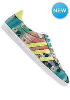 ADIDAS Womens Gazelle OG WC Farm running white ftw / bahia glow s14 / metallic silver