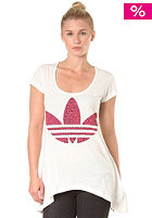 ADIDAS Womens Graphic Trefoil S/S T-Shirt runwhi