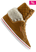 ADIDAS Womens Honey Hi Collegiate wheat / wheat / hi-res red f13