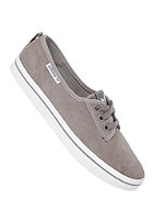 ADIDAS Womens Honey Plimsole grey rock s12/grey rock s12/running white ftw