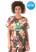 ADIDAS Womens Jardim S/S T-Shirt multco
