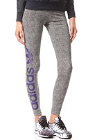 ADIDAS Womens Lakers Leggings black/core white
