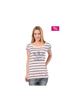 ADIDAS Womens Logo S/S T-Shirt run white/lg