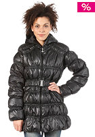 ADIDAS Womens Long Down Jacket black