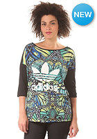 ADIDAS Womens Loose S/S T-Shirt multco/black