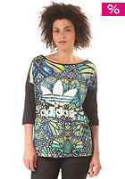 ADIDAS Womens Loose S/S T-Shirt multco/black