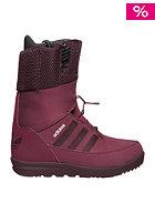 ADIDAS Womens Mika Lumi Boot amared/maroon/cblack