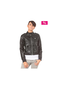 ADIDAS Womens Night Jacket black