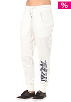 ADIDAS Womens Olymp Tracktop Pant run white