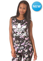ADIDAS Womens Orchid Tank Top multco/black