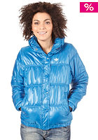 ADIDAS Womens Padded Jacket dark royal