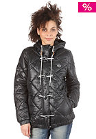 ADIDAS Womens Padded Nylon Jacket black