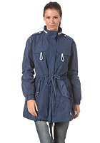 ADIDAS Womens Parka Jacket uniform blue