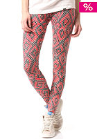 ADIDAS Womens Python Legging bliss/black/colred