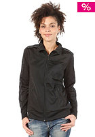 ADIDAS Womens Reptile Stripe Firebird Track Top black
