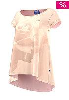 ADIDAS Womens Rose Print S/S T-Shirt stdepk