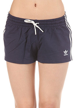 ADIDAS Womens S3 Stripe Short marine