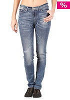 ADIDAS Womens Skinny Fit Pant heaveen denim