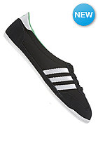 ADIDAS Womens SL72 Ballerina black 1 / running white ftw / st tropic green s14
