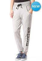 ADIDAS Womens Super Baggy Training Pant medium grey heather