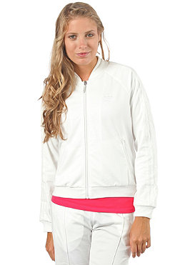 ADIDAS Womens Supergirl Tracktop Jacket running white