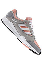 ADIDAS Womens Tech Super EF chrome / running white ftw / st fade rose s14