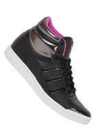 ADIDAS Womens Top Ten Hi Sleek Heel black 1/black 1/vivid pink s13