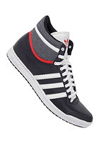 ADIDAS Womens Top Ten Hi Sleek legend ink s10/running white ftw/vivid red s13
