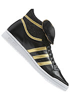 ADIDAS Womens Top Ten Hi Sleek Winter W black/white/metallic gold