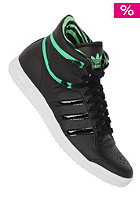 ADIDAS Womens Top Ten Hi Sleek Zi black/green zest s13/black