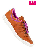 ADIDAS Womens Top Ten Low Sleek leather / leather / ultra purple