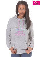 ADIDAS Womens Trefoil Hooded Sweat megrhe