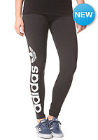 ADIDAS Womens Trefoil Leggings black/running white