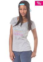 ADIDAS Womens Trefoil Logo S/S T-Shirt megrhe