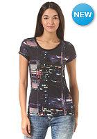 ADIDAS Womens Trefoil S/S T-Shirt multicolor/black