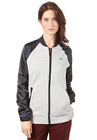ADIDAS Womens University Track Top Jacket medium grey heather/legend ink s10