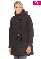 ADIDAS Womens Woven Parka Jacket black