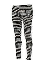 ADIDAS Womens Zebra Leggings multicolor/core white