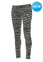 ADIDAS Womens Zebra Leggings multicolor/core white