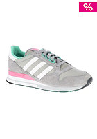 ADIDAS Womens ZX 500 OG light onix/ftwr white/solar pink
