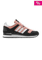 ADIDAS Womens ZX 700 black 1 / running white ftw / st fade rose s14