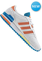 ADIDAS Womens ZX 700 Lithe running white ftw / st tropic melon s14 / dark solar blue s1