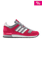 ADIDAS Womens ZX 700 red beauty f10 / running white ftw / aluminum 2