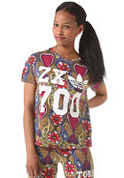 ADIDAS Womens ZX 700 S/S T-Shirt multicolor