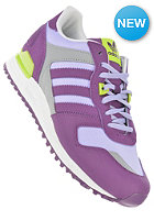 ADIDAS Womens ZX 700 tribe purple s14 / glow purple s14 / mid grey s14