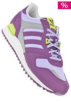 ADIDAS Womens ZX 700 tribe purple s14 / glow purple s14 / mid grey s14