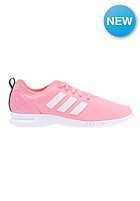 ADIDAS Womens ZX Flux Smooth suppop/cwhite/cwhite