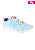 ADIDAS Womens ZX Flux Weave bright cyan/ftwr white/black